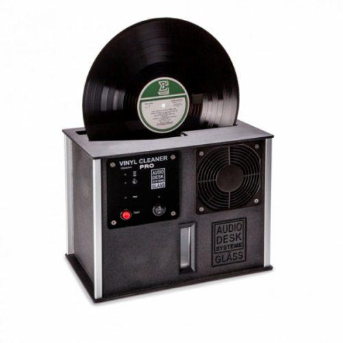 Gläss Schallplatten Waschmaschine